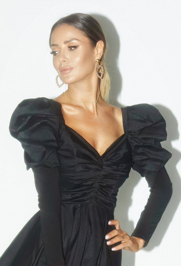 EMRATA DRESS | SHEILA AW19